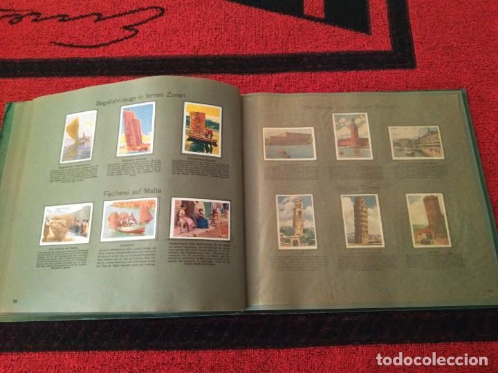 Coleccionismo deportivo: Artículo extraordinario. Álbum cromos Juegos Olímpicos JJOO 1928. Sociedad, cultura y deporte. - Foto 25 - 166161490