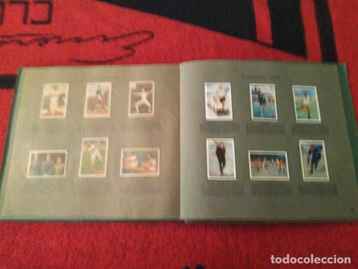 Coleccionismo deportivo: Artículo extraordinario. Álbum cromos Juegos Olímpicos JJOO 1928. Sociedad, cultura y deporte. - Foto 27 - 166161490