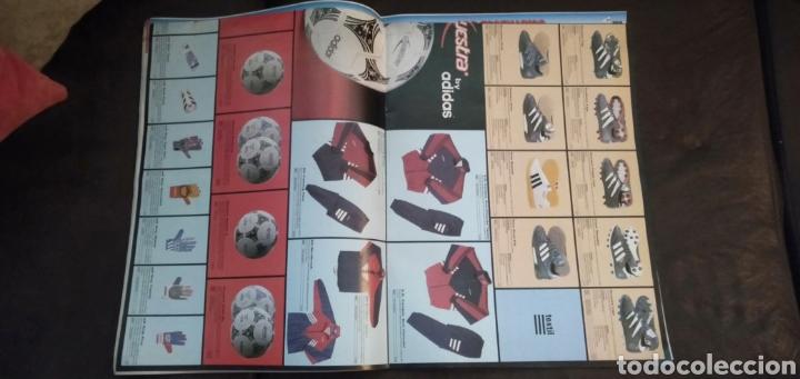 Coleccionismo deportivo: Super álbum guia marca USA 94 superfutbol completo con poster central - Foto 2 - 168113758