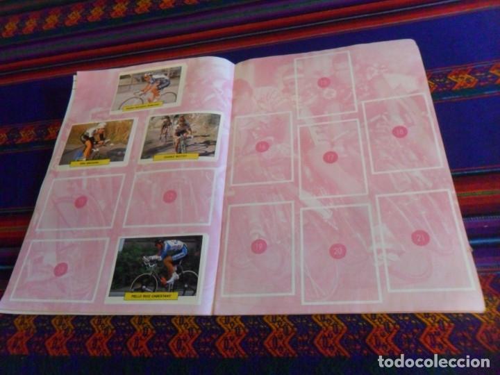 Coleccionismo deportivo: ASES INTERNACIONALES DEL PEDAL Y CICLISMO ASES DEL PEDAL INCOMPLETO. J. MERCHANTE 1983 Y 1992. RAROS - Foto 3 - 37895540