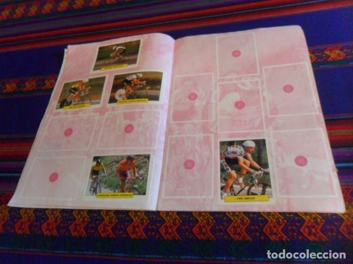 Coleccionismo deportivo: ASES INTERNACIONALES DEL PEDAL Y CICLISMO ASES DEL PEDAL INCOMPLETO. J. MERCHANTE 1983 Y 1992. RAROS - Foto 4 - 37895540