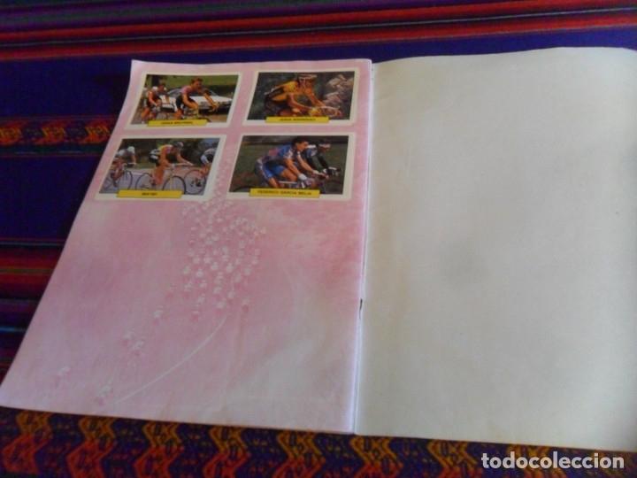 Coleccionismo deportivo: ASES INTERNACIONALES DEL PEDAL Y CICLISMO ASES DEL PEDAL INCOMPLETO. J. MERCHANTE 1983 Y 1992. RAROS - Foto 6 - 37895540