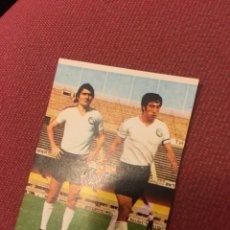 Coleccionismo deportivo: RUIZ ROMERO 75 76 1975 1976 183 SIN PEGAR SALAMANCA 122 LANCHAS. Lote 170126592