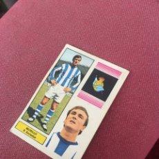 Coleccionismo deportivo: FHER DISGRA 1974 1975 74 75 CAMPEONATO REAL SOCIEDAD MURILLO SIN PEGAR. Lote 171186728