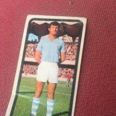 Coleccionismo deportivo: RUIZ ROMERO 74 75 1974 1975 SIN PEGAR CELTA VILLAR 153. Lote 171687963