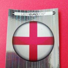 Collezionismo sportivo: 485 - ESCUDO INGLATERRA - EURO 2012. Lote 172466483