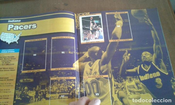Coleccionismo deportivo: ALBUM BASKETBALL USA 94 95 INCOMPLETO 23 CROMOS - Foto 13 - 173012044