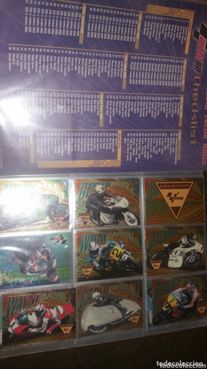 Coleccionismo deportivo: Álbum moto GP 2003 . Trading Cards . Panini. FALTAN SOLO 5 CARDS - Foto 3 - 173467533