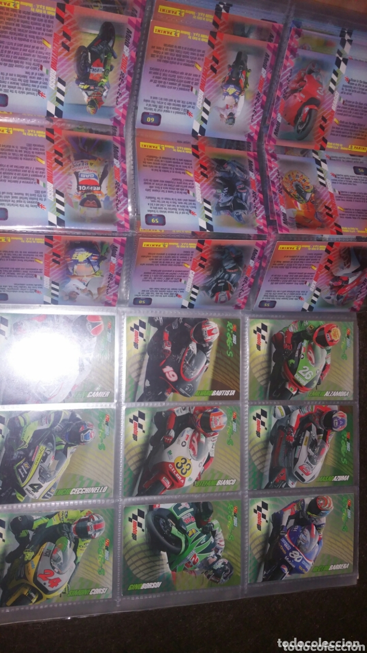 Coleccionismo deportivo: Álbum moto GP 2003 . Trading Cards . Panini. FALTAN SOLO 5 CARDS - Foto 10 - 173467533