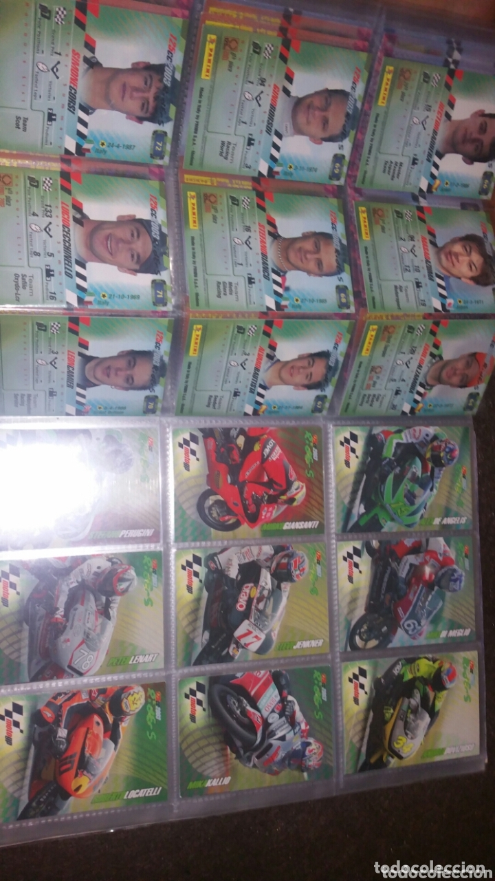 Coleccionismo deportivo: Álbum moto GP 2003 . Trading Cards . Panini. FALTAN SOLO 5 CARDS - Foto 11 - 173467533