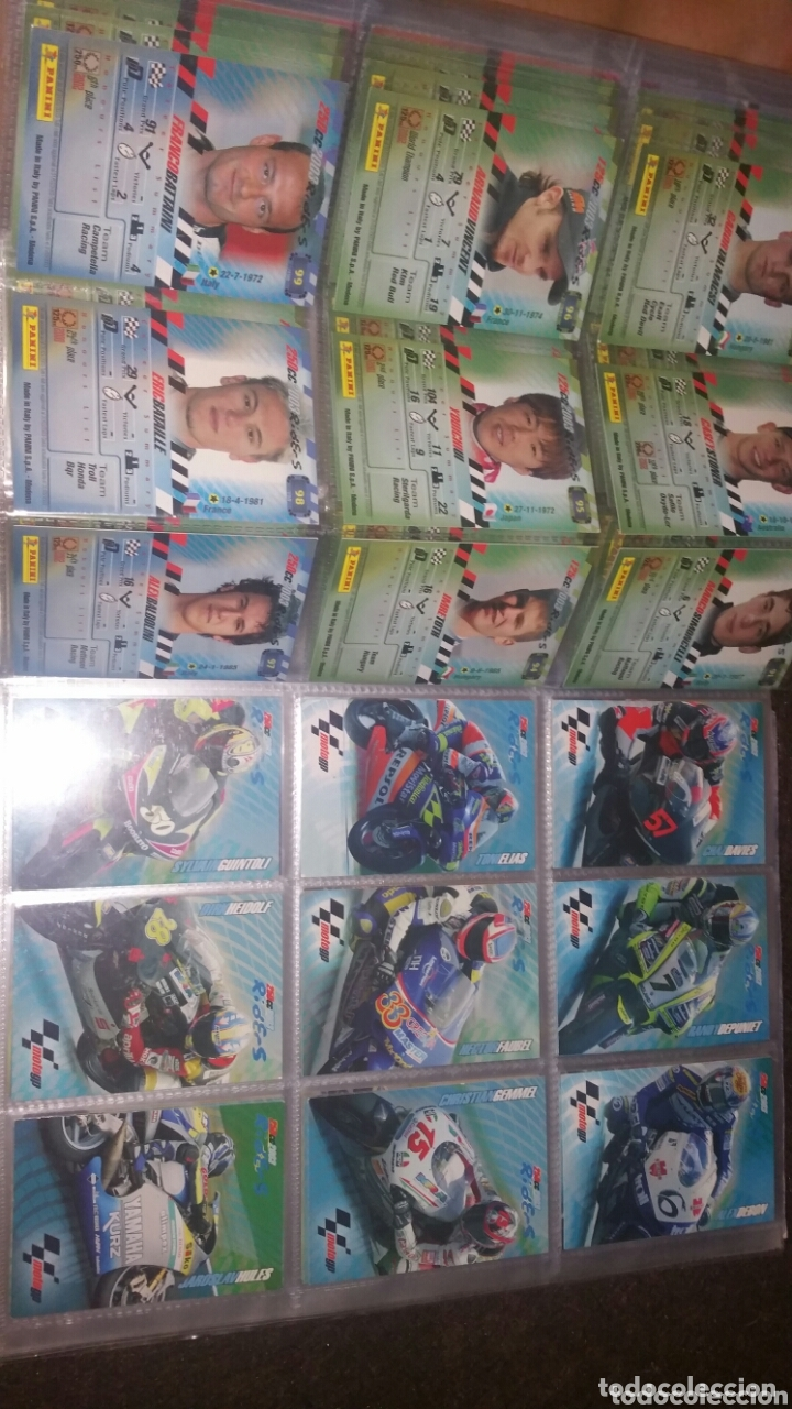 Coleccionismo deportivo: Álbum moto GP 2003 . Trading Cards . Panini. FALTAN SOLO 5 CARDS - Foto 14 - 173467533