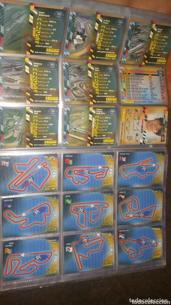 Coleccionismo deportivo: Álbum moto GP 2003 . Trading Cards . Panini. FALTAN SOLO 5 CARDS - Foto 20 - 173467533