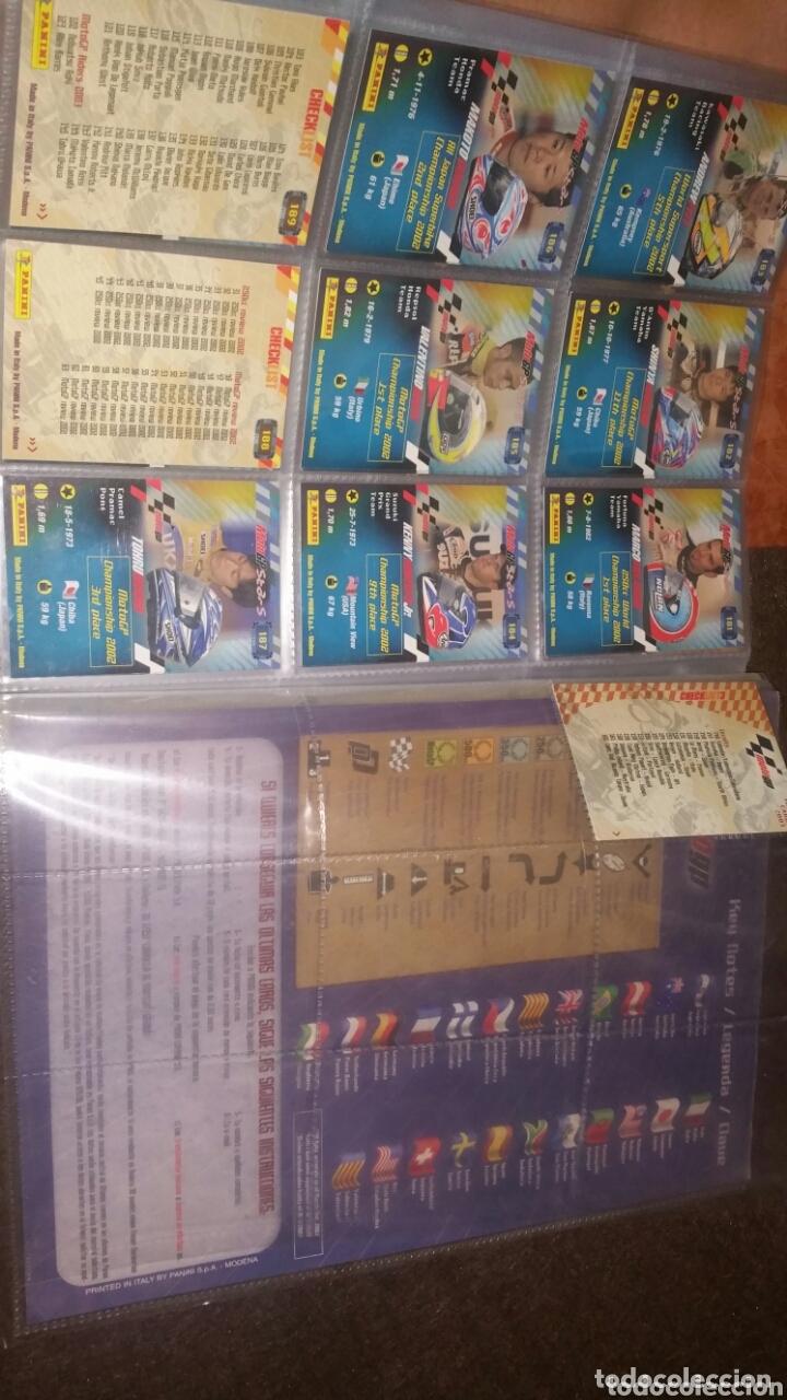Coleccionismo deportivo: Álbum moto GP 2003 . Trading Cards . Panini. FALTAN SOLO 5 CARDS - Foto 24 - 173467533