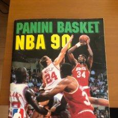 Coleccionismo deportivo: PANINI BASKET NBA 90 COMPLETO. Lote 174060955