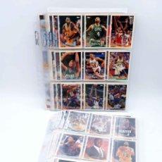 Collectionnisme sportif: TOPPS TRADING CARDS NBA BASKETBALL TEMPORADA 1992-93. LOTE DE 174 DE 198 CARTAS. TOPPS, 1993. Lote 176581268
