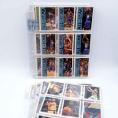 Collectionnisme sportif: TOPPS TRADING CARDS NBA BASKETBALL TEMPORADA 1994-95. LOTE DE 111 DE 198 CARTAS. TOPPS, 1994. Lote 176581273
