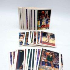 Collectionnisme sportif: TOPPS TRADING CARDS NBA BASKETBALL TEMPORADA 1997-98. LOTE DE 86 CARTAS. TOPPS, 1997. Lote 176581278