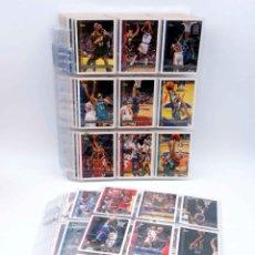 Coleccionismo deportivo: TOPPS TRADING CARDS NBA BASKETBALL TEMPORADA 1997-98 1-220. COMPLETA. TOPPS, 1997. Lote 176581283