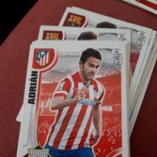 Coleccionismo deportivo: ADRENALYN XL 2013 2014 13 14 ATLÉTICO DE MADRID ADRIAN 53. Lote 177717843