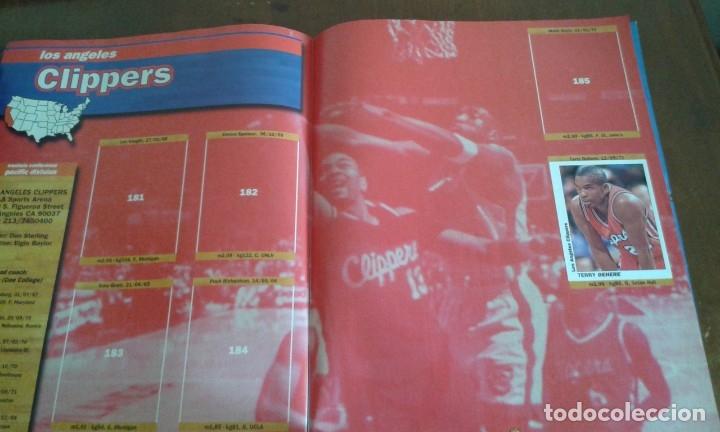 Coleccionismo deportivo: ALBUM BASKETBALL USA 94 95 INCOMPLETO 23 CROMOS - Foto 11 - 178654097