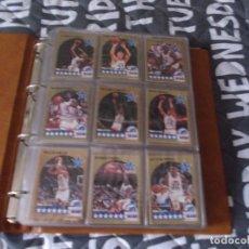 Coleccionismo deportivo: NBA HOOPS 90 91 COLECCION COMPLETA 440 CARDS. Lote 180087270