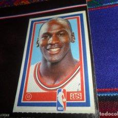 Coleccionismo deportivo: CON CROMO DE MICHAEL JORDAN, LOS ASES DE LA NBA COMPLETO 72 CROMOS. DIARIO AS 1989.. Lote 180158760