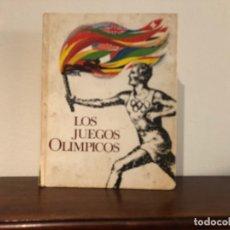Coleccionismo deportivo: LOS JUEGOS OLÍMPICOS. EDITADO POR NESTLÉ 1964. ALBUM CROMOS COMPLETO. Lote 182426795
