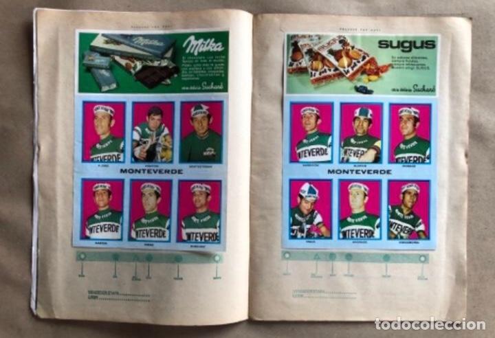 Coleccionismo deportivo: ÁLBUM CICLISTA COMPLETO. GACETA DEL NORTE Y CHOCOLATE SUCHARD.1973. VUELTA ESPAÑA - Foto 3 - 183344216