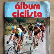 Coleccionismo deportivo: ÁLBUM CICLISTA COMPLETO. GACETA DEL NORTE Y CHOCOLATE SUCHARD.1973. VUELTA ESPAÑA. Lote 183344216