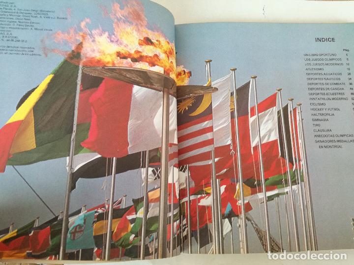 Coleccionismo deportivo: Album de CROMOS JUEGOS OLÍMPICOS MOSCÚ 80 1980 COLA-CAO nutrexpa - vacio - Foto 4 - 185279146