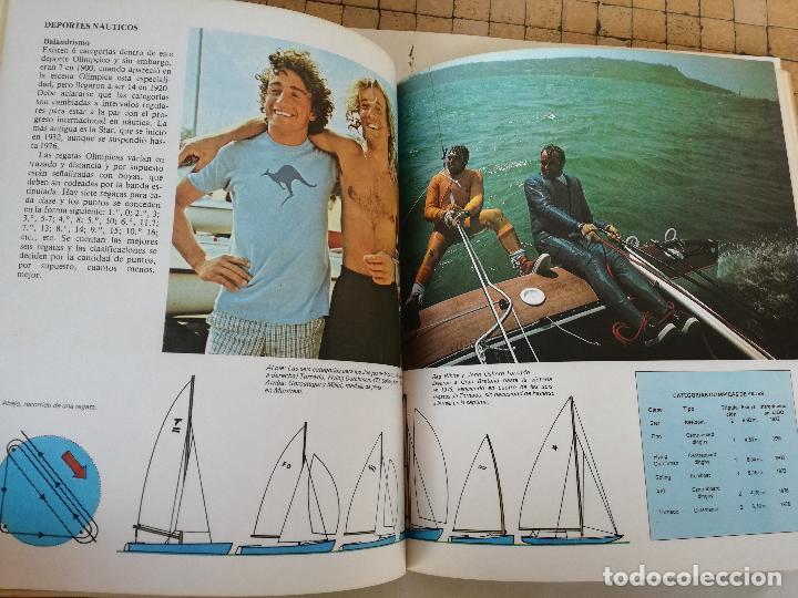 Coleccionismo deportivo: Album de CROMOS JUEGOS OLÍMPICOS MOSCÚ 80 1980 COLA-CAO nutrexpa - vacio - Foto 7 - 185279146