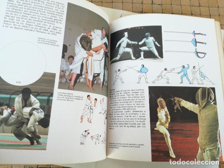 Coleccionismo deportivo: Album de CROMOS JUEGOS OLÍMPICOS MOSCÚ 80 1980 COLA-CAO nutrexpa - vacio - Foto 8 - 185279146