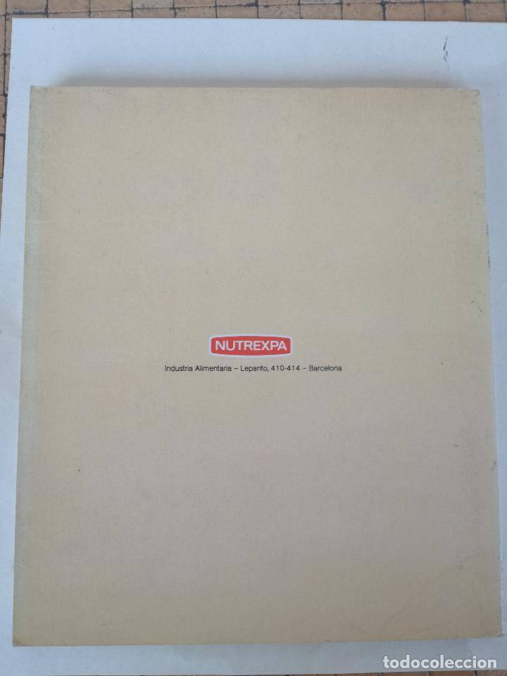 Coleccionismo deportivo: Album de CROMOS JUEGOS OLÍMPICOS MOSCÚ 80 1980 COLA-CAO nutrexpa - vacio - Foto 11 - 185279146