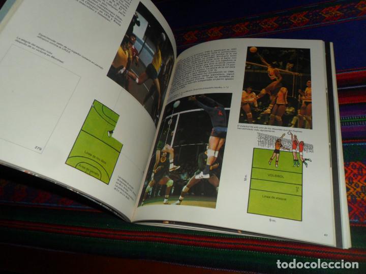 Coleccionismo deportivo: MONTREAL 1976 HISTORIA DE LOS JUEGOS OLÍMPICOS COMPLETO 84 CROMOS. COCA COLA. REGALO VACÍO COLA CAO. - Foto 4 - 85038768