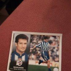 Coleccionismo deportivo: ESTE 98 99 1998 1999 VENTANILLA DEPORTIVO CORUÑA MANJARIN. Lote 186459908
