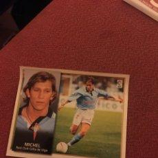 Coleccionismo deportivo: ESTE 98 99 1998 1999 VENTANILLA CELTA DE VIGO MICHEL. Lote 186463005
