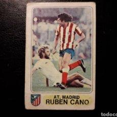 Coleccionismo deportivo: RUBÉN CANO AT DE MADRID PACOSA 2. 77 78 1977-1978. DESPEGADO. VER FOTOS DE FRONTAL Y TRASERA. Lote 188760458