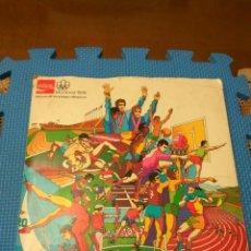 Coleccionismo deportivo: ALBUM COCA COLA MONTREAL 1976 COMPLETO. Lote 189500070
