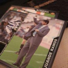 Coleccionismo deportivo: MUNDICROMO 2003 2004 03 04 MÁLAGA JUANDE RAMOS 327. Lote 189599821