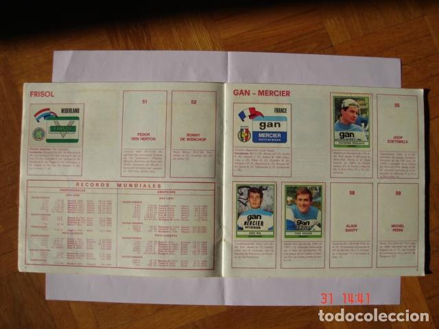 Coleccionismo deportivo: ÁLBUM SPRINT 74 INCOMPLETO DE EDICIONES VULCANO-PANINI. AÑO 1974 - Foto 7 - 189634882