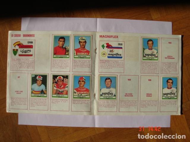 Coleccionismo deportivo: ÁLBUM SPRINT 74 INCOMPLETO DE EDICIONES VULCANO-PANINI. AÑO 1974 - Foto 11 - 189634882