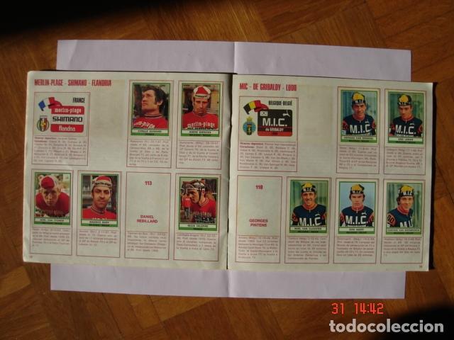 Coleccionismo deportivo: ÁLBUM SPRINT 74 INCOMPLETO DE EDICIONES VULCANO-PANINI. AÑO 1974 - Foto 12 - 189634882