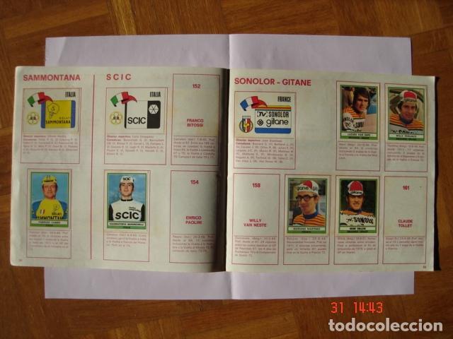 Coleccionismo deportivo: ÁLBUM SPRINT 74 INCOMPLETO DE EDICIONES VULCANO-PANINI. AÑO 1974 - Foto 15 - 189634882