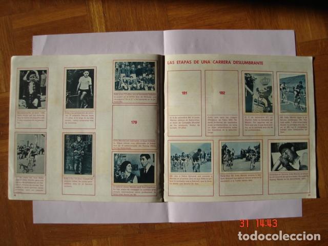 Coleccionismo deportivo: ÁLBUM SPRINT 74 INCOMPLETO DE EDICIONES VULCANO-PANINI. AÑO 1974 - Foto 17 - 189634882
