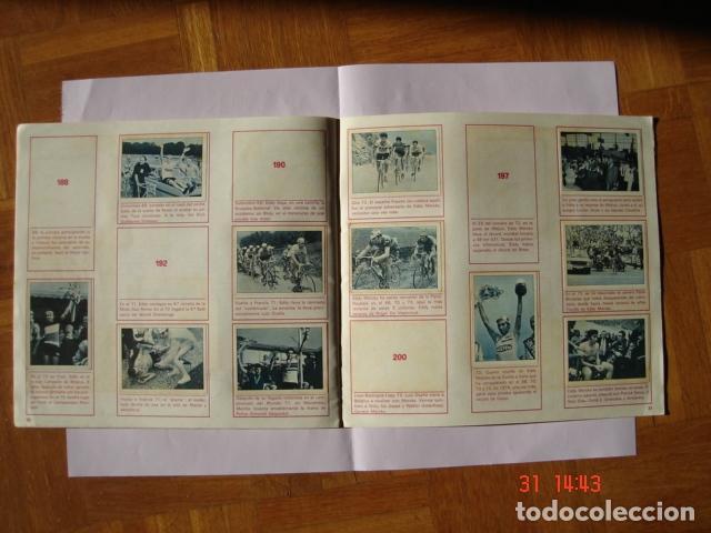 Coleccionismo deportivo: ÁLBUM SPRINT 74 INCOMPLETO DE EDICIONES VULCANO-PANINI. AÑO 1974 - Foto 18 - 189634882