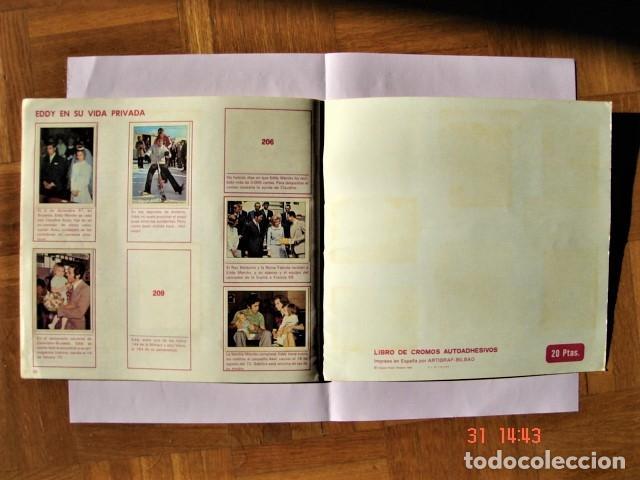 Coleccionismo deportivo: ÁLBUM SPRINT 74 INCOMPLETO DE EDICIONES VULCANO-PANINI. AÑO 1974 - Foto 19 - 189634882