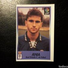 Coleccionismo deportivo: ANIA OVIEDO. N° 179 BOLLYCAO 1996-1997 96-97. SIN PEGAR. VER FOTOS DE FRONTAL Y TRASERA. Lote 189717421