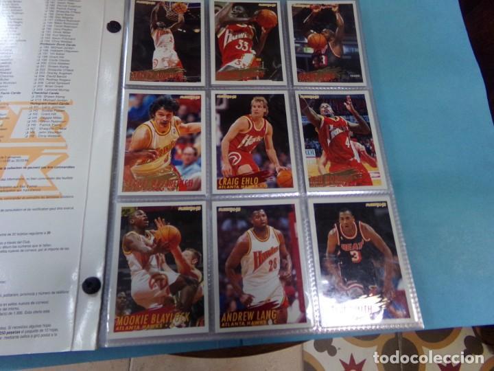 Coleccionismo deportivo: ALBUM UPPER D.E.C.K SERIE 1/ 95-96,BASKETBALL. COMPLETO CON TODOS LOS ESPECIALES 288 CROMOS - Foto 2 - 190112815