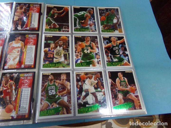 Coleccionismo deportivo: ALBUM UPPER D.E.C.K SERIE 1/ 95-96,BASKETBALL. COMPLETO CON TODOS LOS ESPECIALES 288 CROMOS - Foto 3 - 190112815