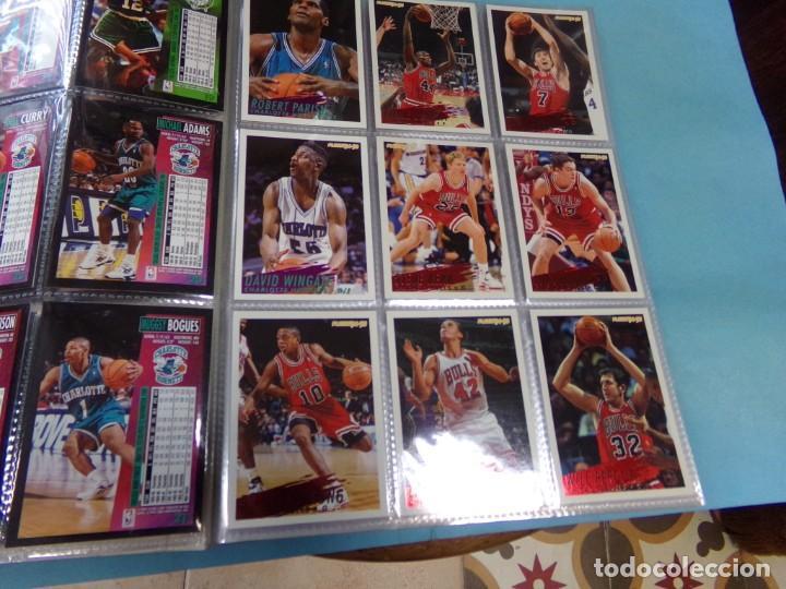 Coleccionismo deportivo: ALBUM UPPER D.E.C.K SERIE 1/ 95-96,BASKETBALL. COMPLETO CON TODOS LOS ESPECIALES 288 CROMOS - Foto 5 - 190112815